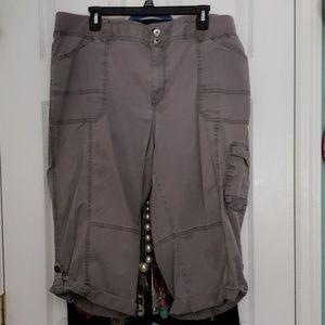 Fashion Bug cargo capris